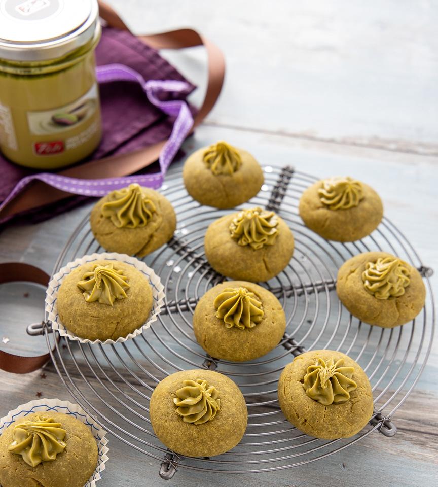 biscotti al pistacchio pistacchiotti ricetta