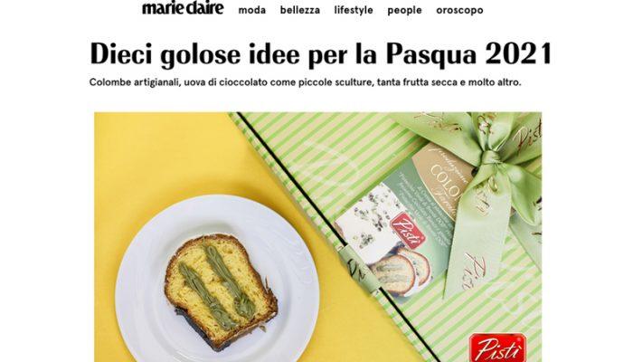 Marie Claire: 10 idee per la Pasqua 2021